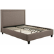 Samantha King Platform Bed