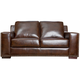 Hartwick Leather Loveseat