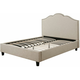 Gertrude Queen Platform Bed