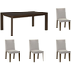 Cutler 5-pc. Dining Set