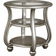 Northrop Round End Table