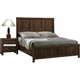 Belmont King Panel Bed