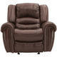 Cole Leather Power Recliner