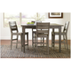 Vogue 5-pc. Counter-Height Dining Set