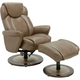 Dario Reclining Chair & Ottoman