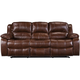 Bryant II Leather Reclining Sofa