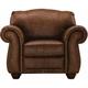 Natuzzi S.p.a. Elba Leather Chair