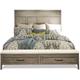 Vogue California King Storage Bed