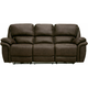 Skye Microfiber Power Reclining Sofa
