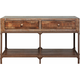 Urban Gold Console Table