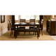 Intercon Furniture Kona 6-pc. Dining Set Brown