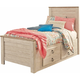 Collingwood Twin Storage Bed