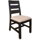 Pueblo Black Dining Chair