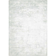 kathy ireland 26 Green and Silver Area Rug, 5'3 x 7'5
