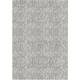 Calvin Klein 39 Silver Area Rug, 5'3 x 7'5