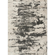 Maxell Ivory and Gray Area Rug, 7'10 x 10'6