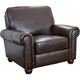 Warwick Leather Armchair