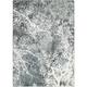 Maxell Gray Area Rug, 5'3 x 7'3