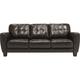 Gino Leather Sofa
