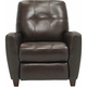 Gino Leather Pushback Recliner