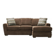 Artemis II 2-pc. Microfiber Sectional Sofa