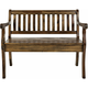 Artisan's Craft Storage Bench