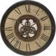 32 Gears Wall Clock