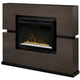 Linwood Mantel w/ Glass Ember Bed