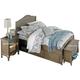 Kensington Full Panel Bed w/ Storage