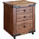 Parota File Cabinet