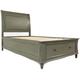 Avignon Twin Bed w/ Storage