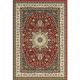 Priyah Red Area Rug 7'10 x 10'10