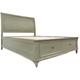 Avignon Full Bed w/ Storage