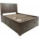 Jackson Lodge Full Storage Bed