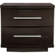 Wall Street Nightstand w/ Lighting