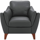 Greccio Leather Chair