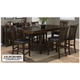 Mirandela 5-pc. Counter-Height Dining Set