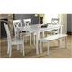 Simplicity 6-pc. Dining Set w/ Bench