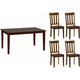 Jofran, Inc. Simplicity 5-pc. Dining Set