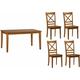 Simplicity 5-pc. Dining Set