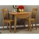 Jofran, Inc. Simplicity 3-pc. Dining Set