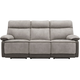 Foley Microfiber Power-Reclining Sofa
