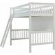 Jordan Twin Loft Bed w/ Desk