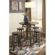 Sheldon 5-pc. Counter-height Dining Set