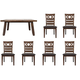 Painted Canyon 7-pc. Dining Set