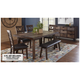 Painted Canyon 5-pc. Dining Set