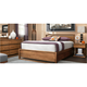Aversa 4-pc. King Bedroom Set w/ Storage Bed