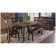 Painted Canyon 6-pc. Dining Set