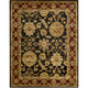 Jaipur Black Area Rug, 8'3 x 11'6