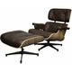 Grayson Lounge Chair And Ottoman